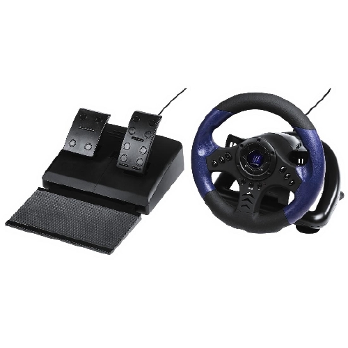 Hama PC Racing Wheel uRage GripZ 113754