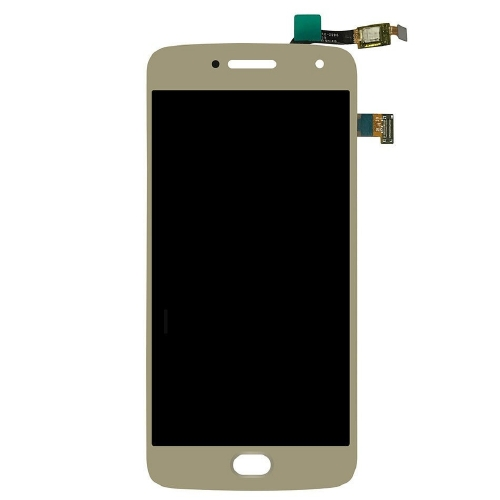 Motorola MOTO G5 Plus LCD with touch Gold