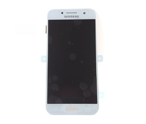 Samsung Galaxy A3 2017 LCD with touch SM-A320F Blue Full Original