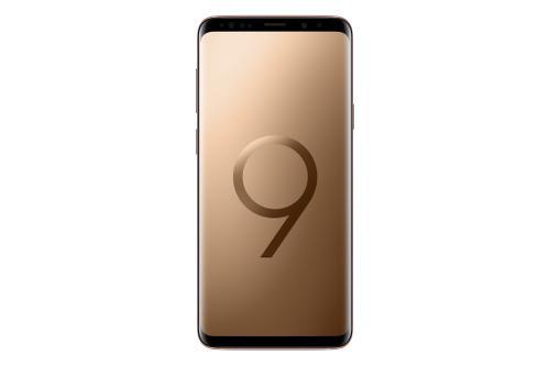 Samsung Smartphone SM-G965F GALAXY S9+ STAR2 Gold SM-G965FZDDBGL
