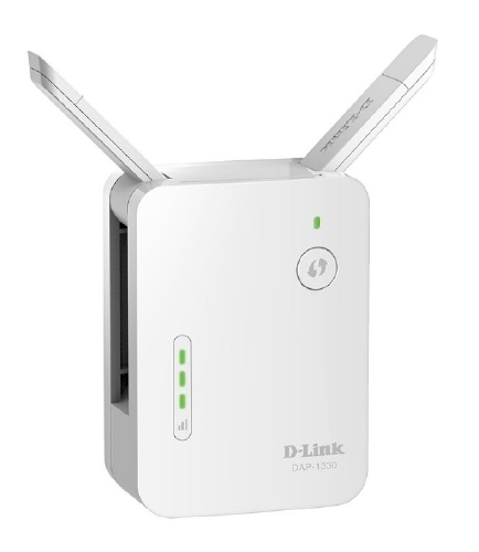D-Link Wireless Range Extender N300 With 10/100 port and external antenna DAP-133