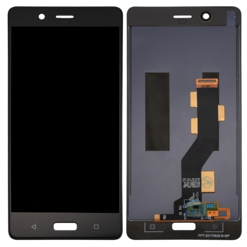Nokia 8 LCD with touch Black