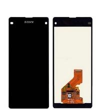 Sony Xperia Z1 mini/M51W LCD with touch Black Original