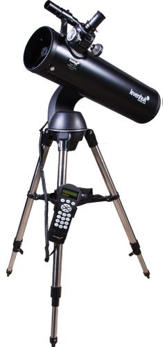Телескоп Levenhuk SkyMatic 135 GTA