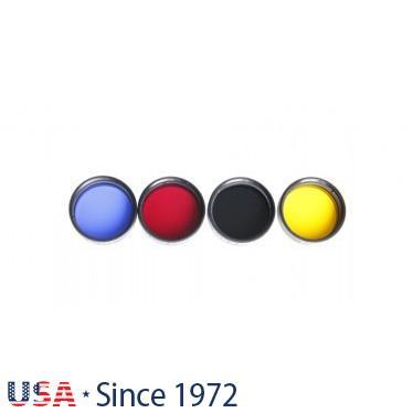 Комплект цветни филтри за наблюдения на Луната и планетите Meade серия 4000 #3