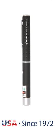 Зелен лазерен показалец Meade