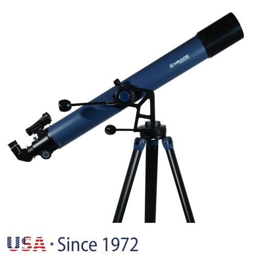 Рефракторен телескоп Meade StarPro AZ 80 mm