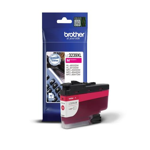 Brother LC-3239XL Magenta High-yield Ink Cartridge LC3239XLM