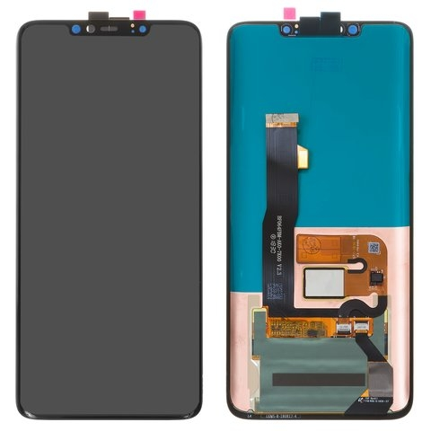 Huawei Mate 20 Pro LCD with touch Black