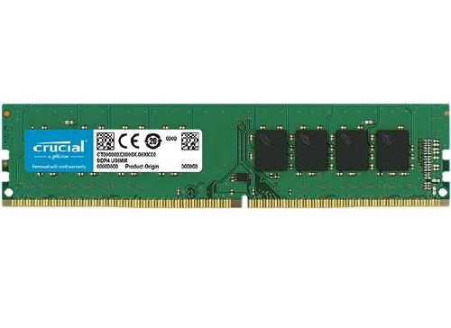 Crucial DDR4 16GB/2666MHz CL19 CT16G4DFD8266