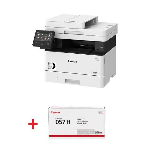 Canon i-SENSYS MF445dw Printer/Scanner/Copier/Fax + Canon CRG-057H 3514C007AA_3010C002AA