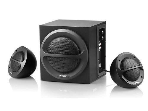Fenda F&D Тонколони Speakers 2.1 - A111X - 11W x 2+13W RMS - USB/SD MP3/WMA Playback