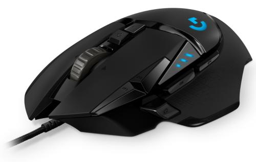 Logitech G502 HERO High Performance Gaming Mouse 910-00547