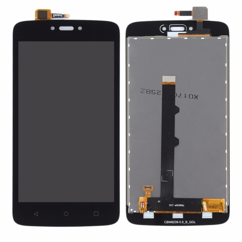 Motorola MOTO C XT1755 LCD with touch Black