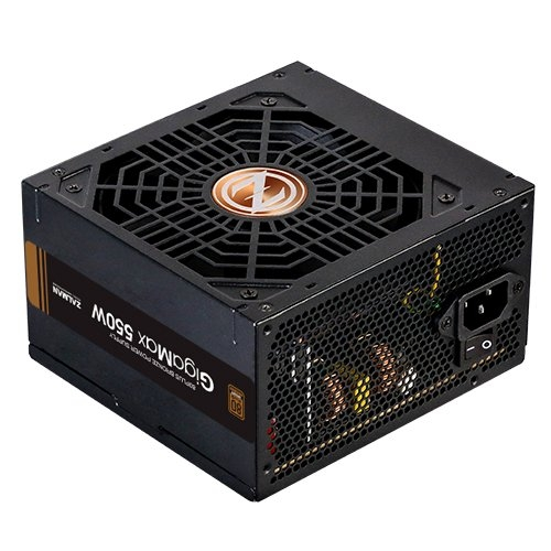 Zalman PSU GigaMax 550W Bronze ZM550-GVII