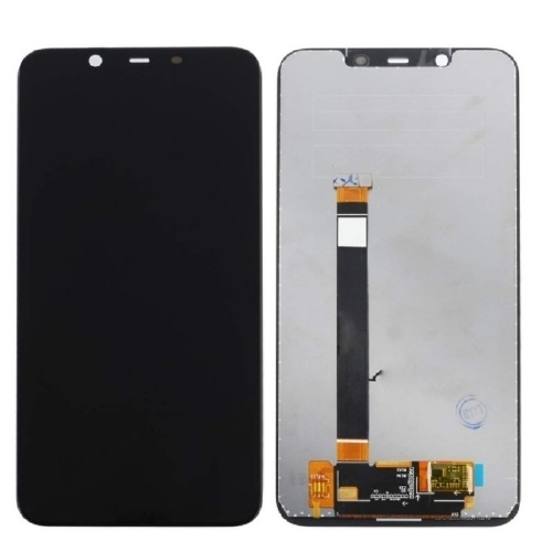 Nokia 8.1 LCD with touch Black Original