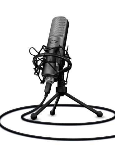 TRUST GXT 242 Lance Streaming Microphone 22614