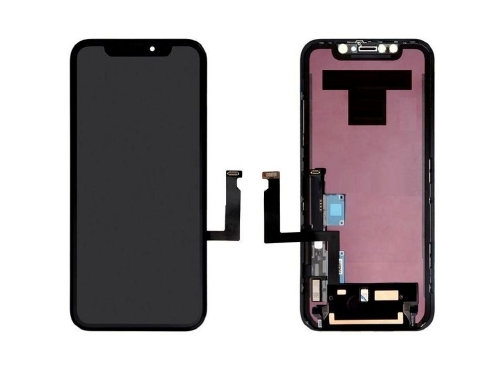 iPhone XR Display with touch assembly OLED Black
