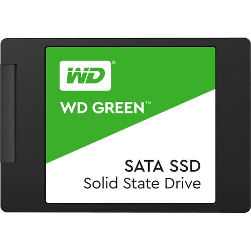"""Western Digital WD Green 3D NAND 240GB 2.5"""" SATA III SLC, WDS240G2G0A, read: up to 545MBs (3 years warranty)"""
