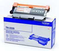Brother Toner BROTHER for HL-2240D, TN2220, HL-2250DN, DCP7060D/7065DN/7070DW, MFC7360N, MFC7460DN, up to 2600 pages A4