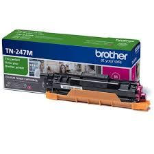 Brother Toner TN247M for DCP-L3510CDW, TN247M, DCP-L3550CDW, HL-L3210CW, HL-L3270CDW, MFC-L3730CDN, MFC-L3770CDW up to 2300 pages, Magenta