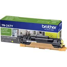Brother Toner TN247Y for DCP-L3510CDW, TN247Y, DCP-L3550CDW, HL-L3210CW, HL-L3270CDW, MFC-L3730CDN, MFC-L3770CDW up to 2300 pages, Yellow