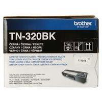 Brother Black Toner BROTHER (Approx. 2500 pages declared in accordance with ISO/IEC19798) TN320BK