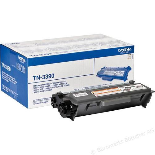 Brother Toner BROTHER Black for DCP 8250DN; HL6180DW; MFC8950DW 12000 pages TN339