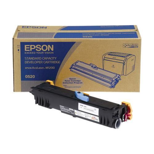 Epson Toner EPSON Standard Capacity Developer Black 1.8k C13S0505
