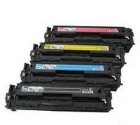 HP Консуматив 125A Original LaserJet cartridge; cyan; 1400 Page Yield ; 1 - pack; CLJ CP1215/CP1515/CP1518/CM1312MFP CB541A