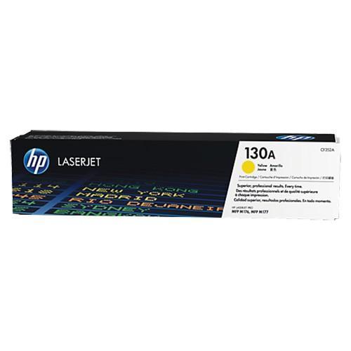 HP Консуматив 130A Original LaserJet cartridge; yellow; 1000 Page Yield ; 1 - pack; Color LaserJet Pro MFP M176n & 177 fw CF352A