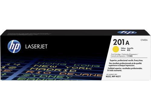 HP Консуматив 201A Original LaserJet cartridge; yellow; 1400 Page Yield ; ; Color LaserJet Pro MFP M277/M274/M252 CF402A
