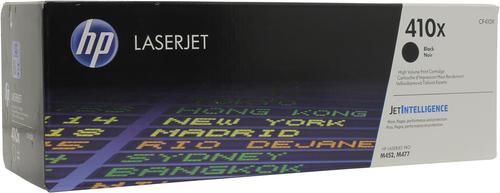 HP Консуматив 410X Original LaserJet cartridge; black; 6500 Page Yield ; ; Color LaserJet Pro M377/M452/MFP M477 CF410X