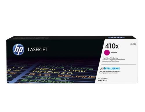 HP Консуматив 410X Original LaserJet cartridge; magenta; 5000 Page Yield ; ; Color LaserJet Pro M377/M452/MFP M477 CF413X