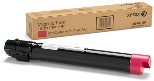 Xerox Консуматив Magenta Toner (15K) for WC 7425/28/35 006R01401