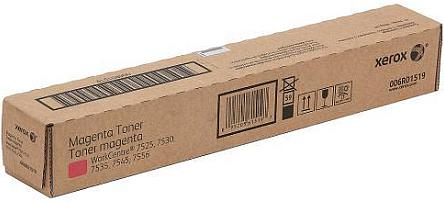 Xerox Консуматив Magenta Toner / 15K for WorkCentre7525/7530/7535/7545/7556/7830/7835/7845/7855, 006R01519,797