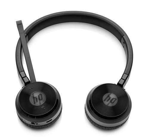 HP UC Wireless Duo Headset W3K09AA