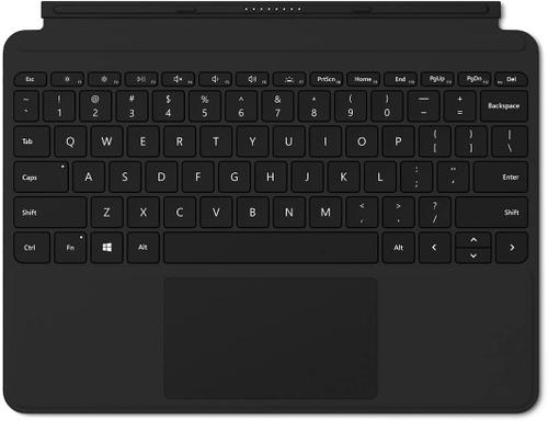 Microsoft MICROSOFT Surface Go & GO 2 Type Cover Colors Black, KCM-00031, Keyboard Backlight, ENG