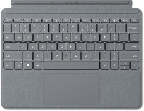 Microsoft MICROSOFT Surface Go § GO 2 Type Cover Colors Charcoal Grey, KCS-00132, Keyboard Backlight, ENG