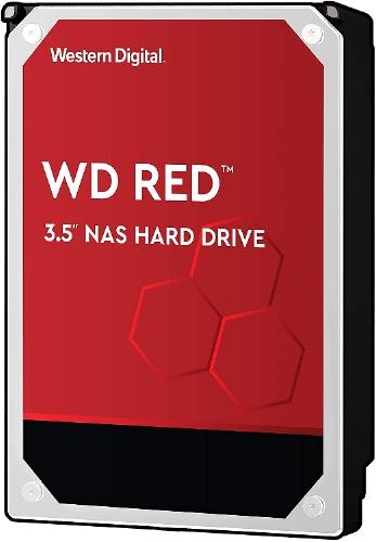 WD Caviar Red 4TB 5400/SATA3/256MB WD40EFAX