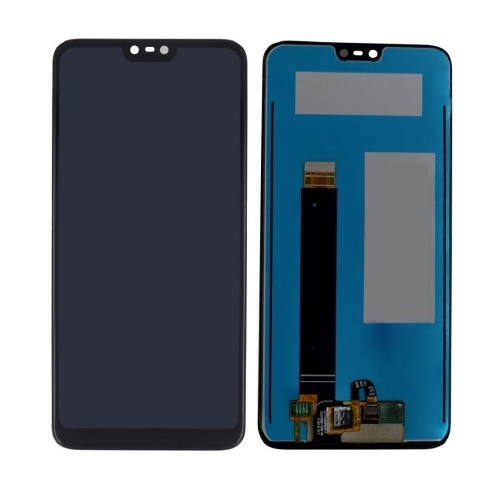 Nokia 7.1 LCD with touch Black Original