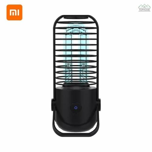 Преносима УВ бактерицидна лампа с озон Xiaomi Xiaoda 2.5W Черна