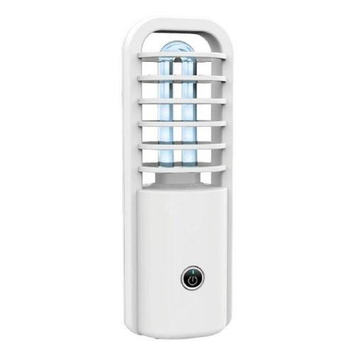Преносима УВ бактерицидна лампа с озон UVC-86 2.5W Бяла