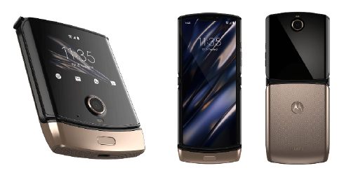 Motorola Razr 6/128GB Gold PAHT0022AT
