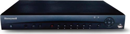 H.265 16 канален 4K мрежов рекордер с 16 PoE порта, HEN16103 HONEYWELL