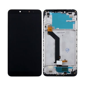 Xiaomi Redmi S2 LCD with touch with frame Black