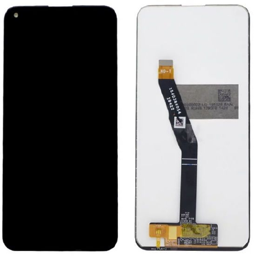 Huawei P40 Lite E / Y7p 2020 LCD with touch Black