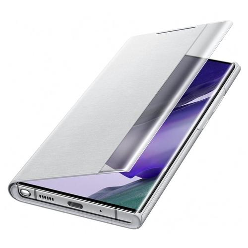 Samsung Note 20 Ultra Clear view cover Mystic White EF-ZN985CSEGEU