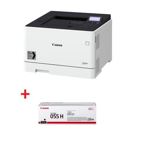 Canon i-SENSYS LBP663Cdw + Canon CRG-055H BK 3103C008AA_3020C002AA