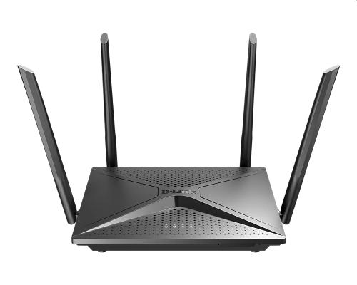 D-Link AC2100 MU-MIMO Wi-Fi Gigabit Router with 3G/LTE Support and 2 USB Ports DIR-215